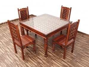 used Prince 4 Seater Dining Set