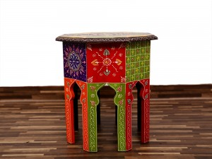 used Rainbow Octo Stool