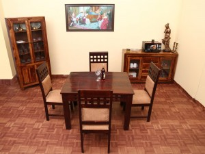 used Rio 4 Seater Dining Set