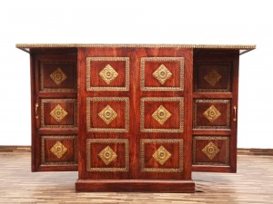 used Royal Bar Cabinet