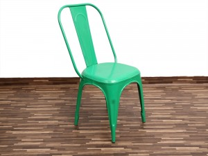 used Rubber Coated Iron Chair No 1