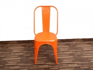 used Rubber Coated Iron Chair No 4