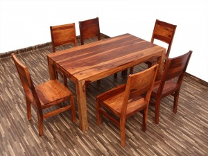 used Plain Dining Set