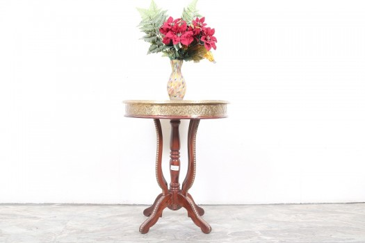 used Wooden Round Table