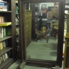 second handAntique Mirror With Settee