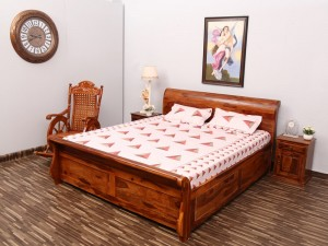 used Univarsal King Size Double Bed