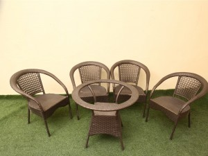 used Perfect Garden Set