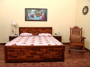 used Columbus King Size Bed