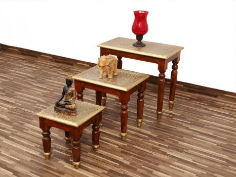 used Casa Nesting Table set