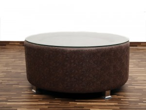 used Victoria Round Coffee Table