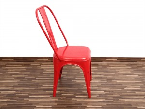 used Rubber Coated Iron Chair No 2